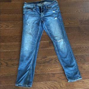 Banana Republic Girlfriend jeans